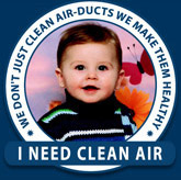 We Don't Just Clean Air Ducts, We Make Them Healthy