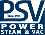 PSV Power Steam & Vac