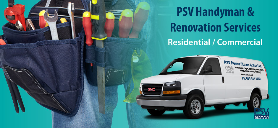 Handyman & Renovation Services