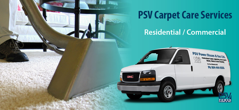 Carpet Cleaning & Upholstery Care